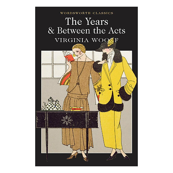 The Years And Between The Acts
