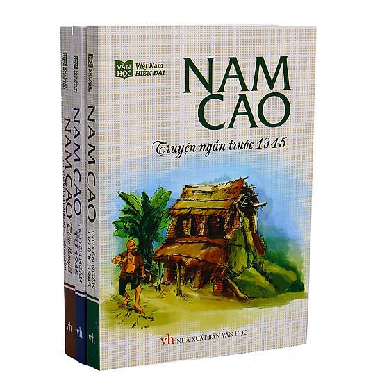 Download sách Combo Tuyển Tập Các Tác Phẩm Của Nam Cao
