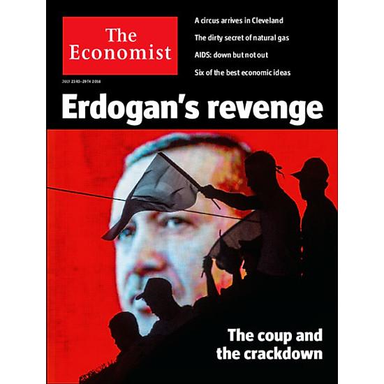 The Economist: Erdogan's Revenge - 30