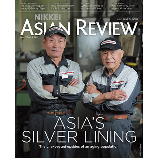 Nikkei Asian Review: Asia′s Silver Lining – 34