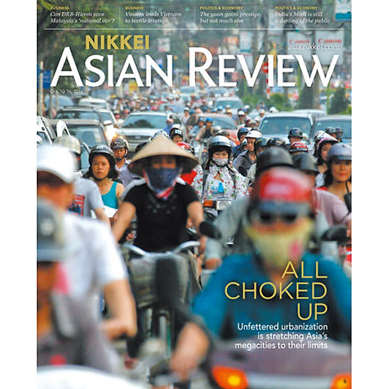 Nikkei Asian Review: All Choked Up - 40