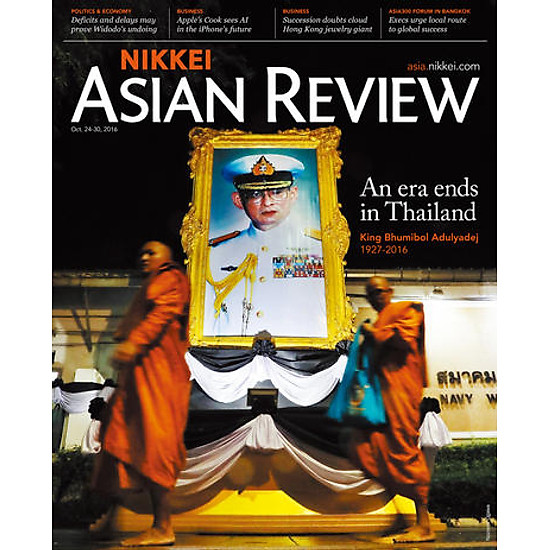 Nikkei Asian Review: An Era Ends In Thailand – 42