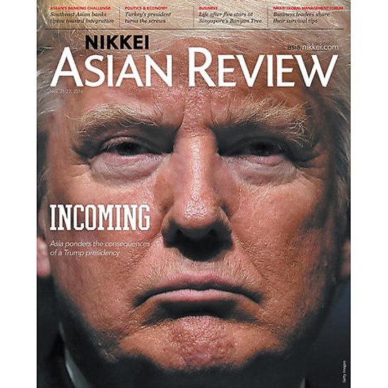 Nikkei Asian Review: Incoming – 46