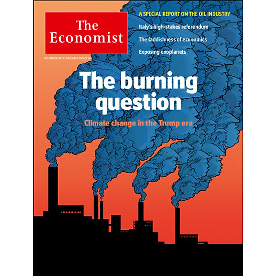 The Economist: The Burning Question – 48