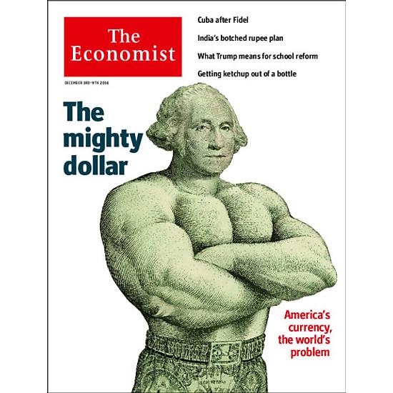 The Economist: The Mighty Dollar – 49