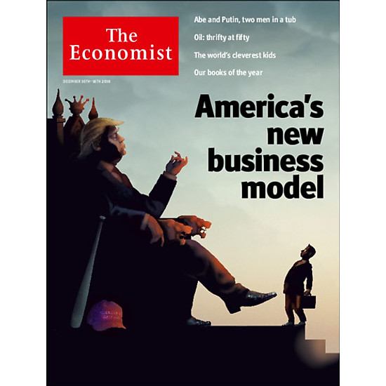 The Economist: America′s New Business Model – 50