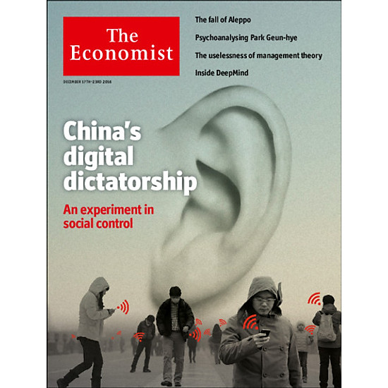 The Economist: China′s Digital Dictatorship – 51