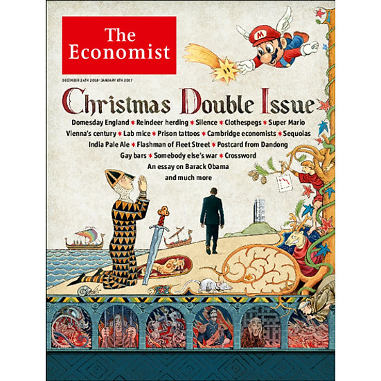 The Economist: Christmas Double Issue – 52