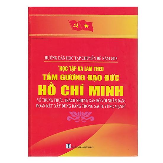 [Download sách] Học Tập Và Làm Theo Tấm Gương Đạo Đức Hồ Chí Minh
