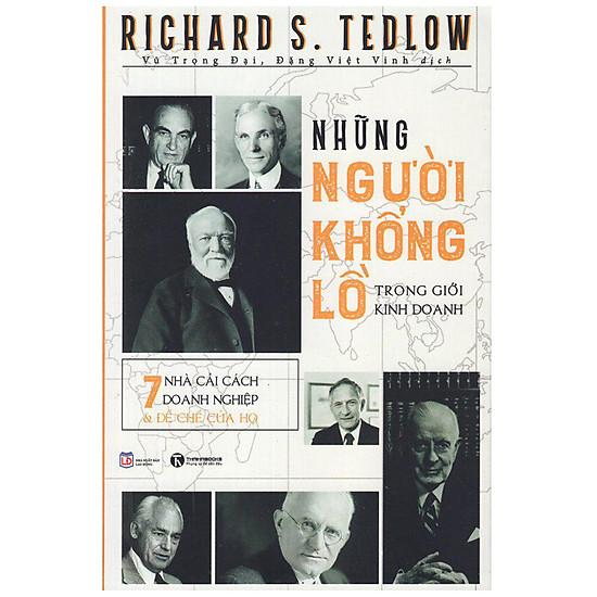 Những Người Khổng Lồ Trong Giới Kinh Doanh - EBOOK/PDF/PRC/EPUB