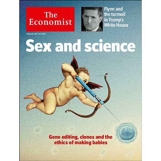 The Economist: Sex And Science – 59