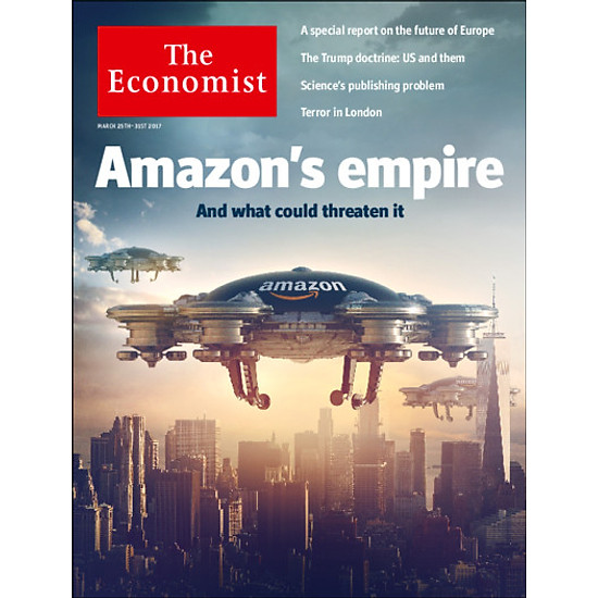 Download sách The Economist: Amazon's Empire - 64