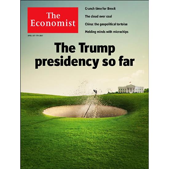 The Economist: The Trump Presidency So Far - 65