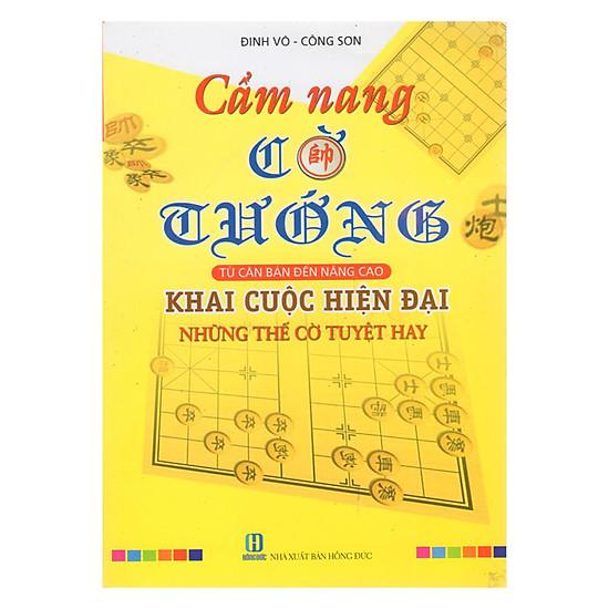 [Download sách] Cẩm Nang Cờ Tướng - Từ Căn Bản Đến Nâng Cao