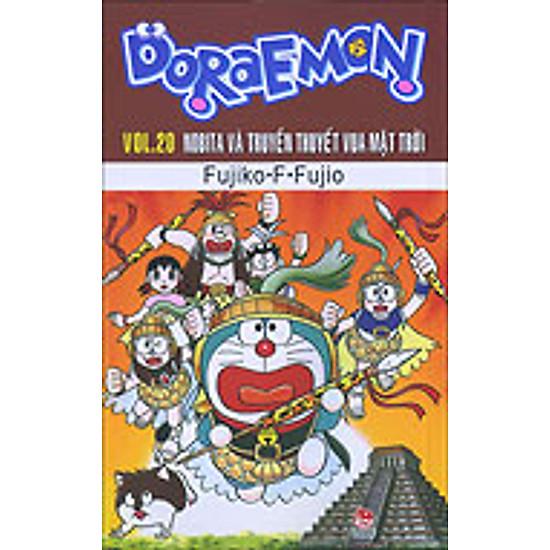 Doraemon - Truyện Dài - Tập 20 - Nôbita Và Truyền Thuyết Vua Mặt Trời (2014)