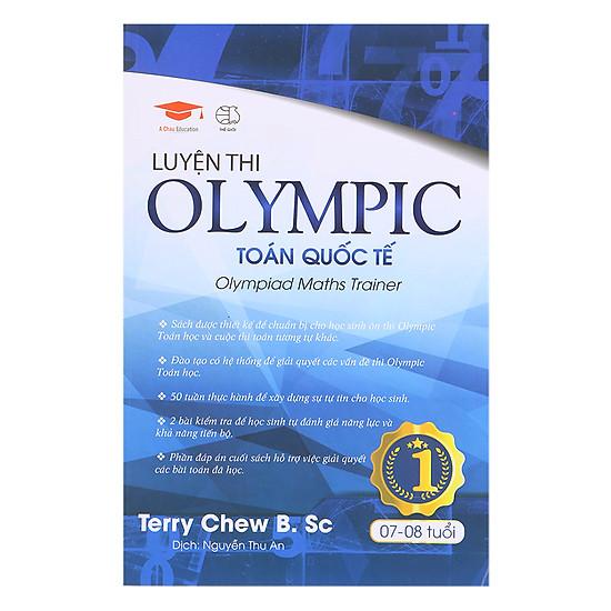 Luyện Thi Olympic Toán Quốc Tế 1 (7 - 8 Tuổi)