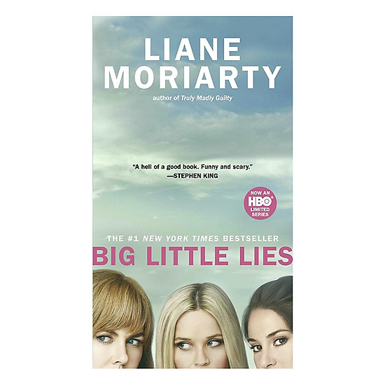 Big Little Lies - EBOOK/PDF/PRC/EPUB