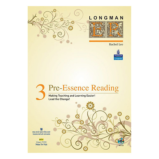 [Download sách] Longman Pre-Essence Reading 3
