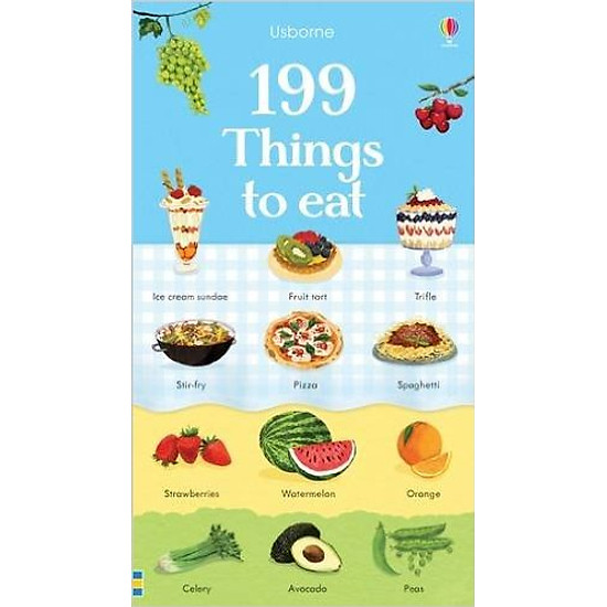 [Download sách] 199 Things: Things To Eat