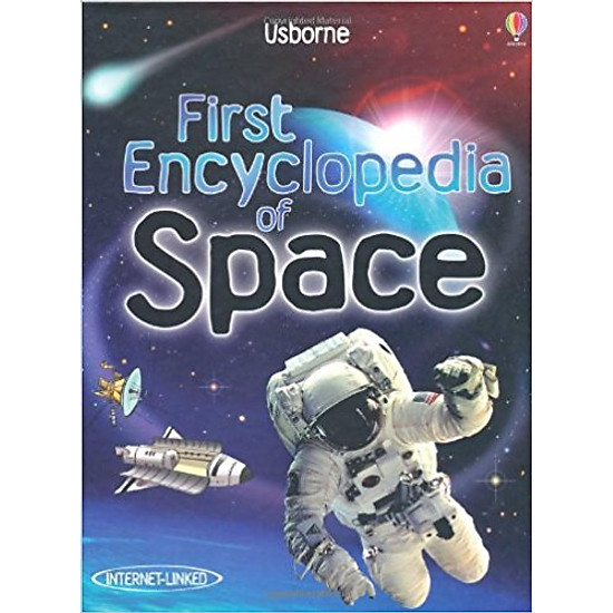 [Download sách] 1St Encyclopedia Of Space