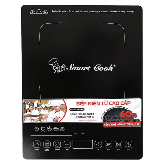 Bếp Điện Từ Smartcook SM-7952-2357952 – Đen