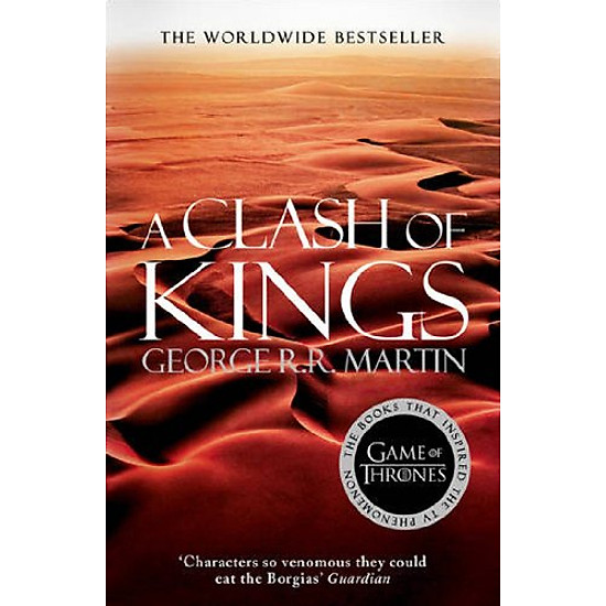 A Game Of Thornes #2: A Clash Of Kings