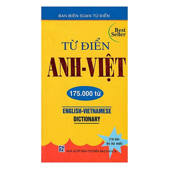 Từ Điển Anh - Việt 175.000 Từ