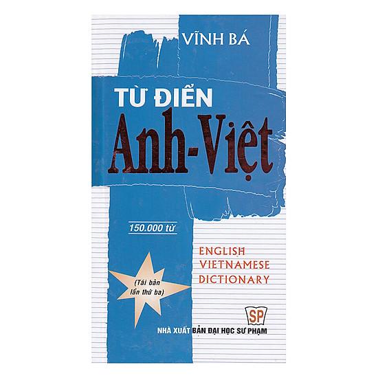 Từ Điển Anh - Việt 150.000 Từ