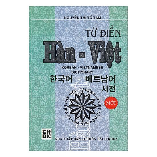 [Download Sách] Từ Điển Hàn - Việt