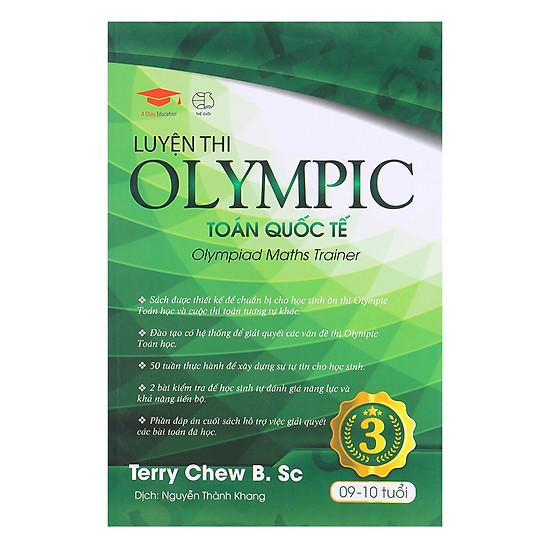 Luyện Thi Olympic Toán Quốc Tế 3 (9 - 10 Tuổi)