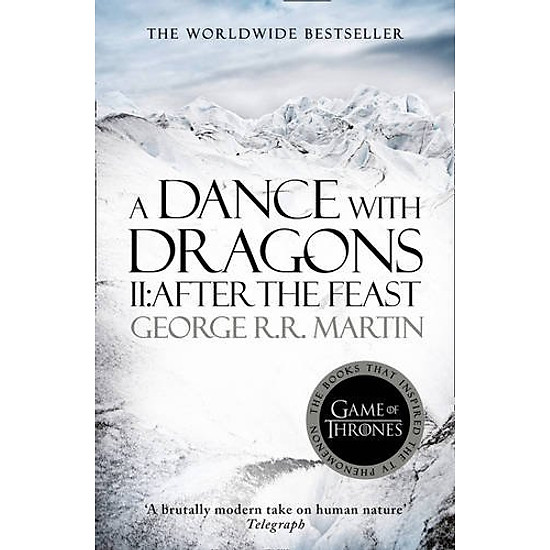 Game Of Thornes #5 1/2: A Dance With Dragons - EBOOK/PDF/PRC/EPUB