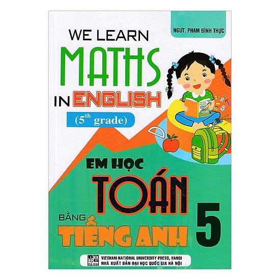 Em Học Toán Bằng Tiếng Anh Lớp 5
