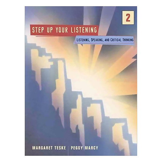 Step Up! 2 : Listening, Speaking: Student Book