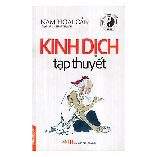[Download Sách] Kinh Dịch Tạp Thuyết