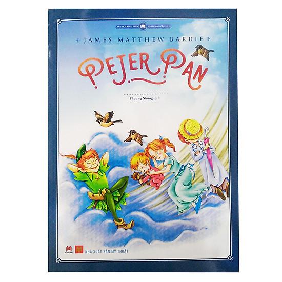Văn Học Kinh Điển Thế Giới – Peter Pan (Tái Bản)