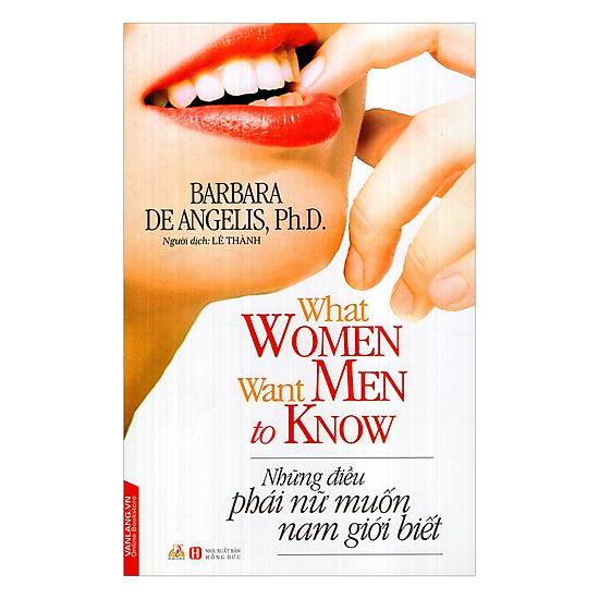 [Download sách] Những Điều Phái Nữ Muốn Nam Giới Biết