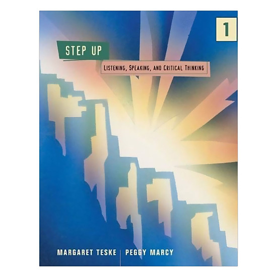 [Download Sách] Step Up! 1 - Listening, Speaking: Student Book