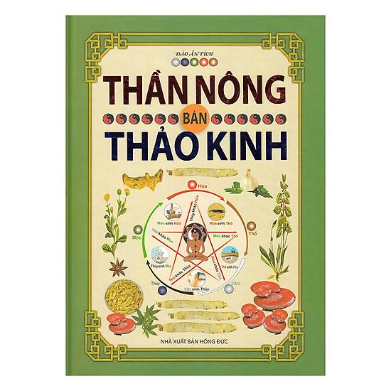 [Download sách] Thần Nông Bản Thảo Kinh