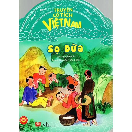 [Download sách] Cổ Tích Việt Nam - Sọ Dừa (Tái Bản)