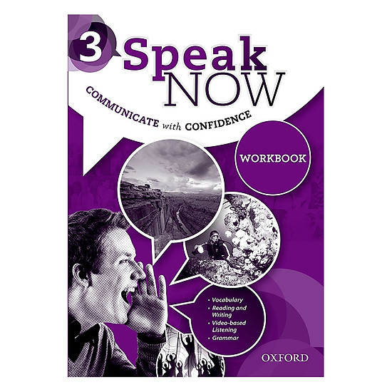 Speak Now 3 Workbook