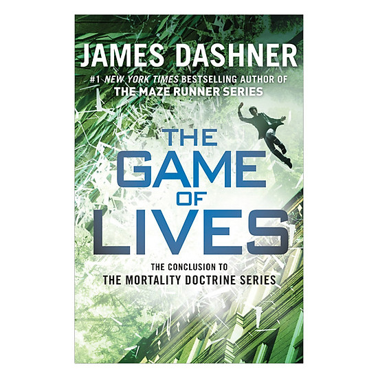 Download sách The Game Of Lives - The Mortality Doctrine Book 3