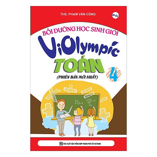 Bồi Dưỡng Học Sinh Giỏi Violympic Toán Lớp 4