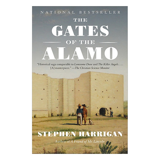 [Download Sách] The Gates Of The Alamo