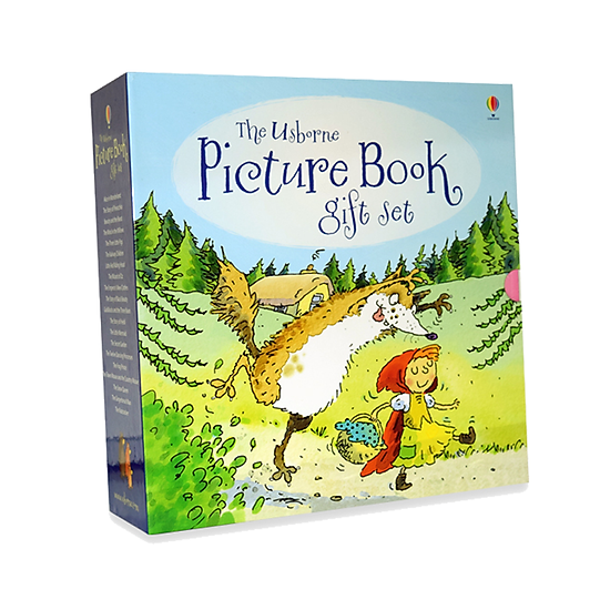 Picture Books Gift Set – 20 Classics Fairytales
