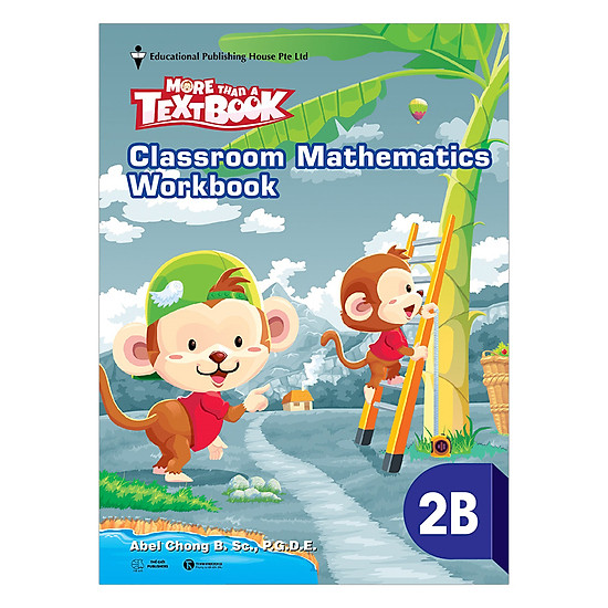 Classroom Mathematics Workbook 2B - Học Kỳ 2 - EBOOK/PDF/PRC/EPUB