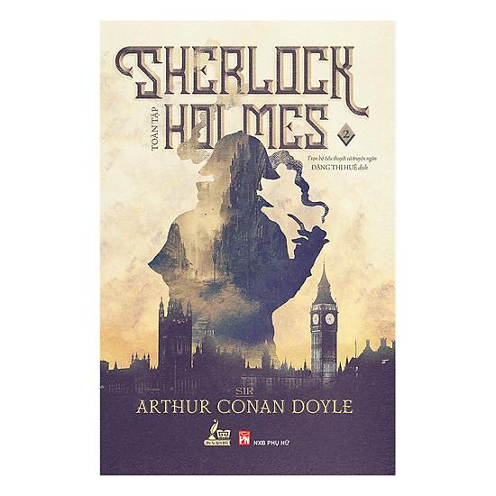 [Download Sách] Sherlock Holmes Toàn Tập - Tập 2