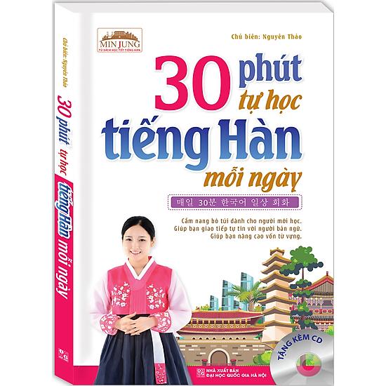 Min Jung – 30 Phút Tự Học Tiếng Hàn Mỗi Ngày