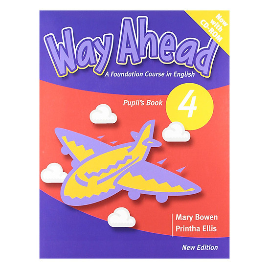 [Download Sách] Way Ahead 4: Pupil Book With CD-Rom