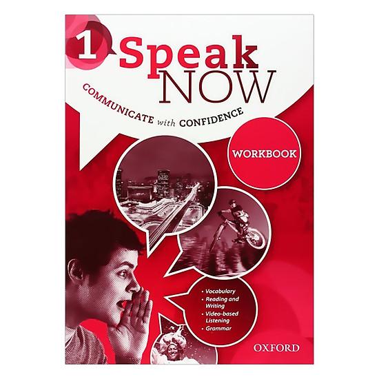 Speak Now 1: Workbook