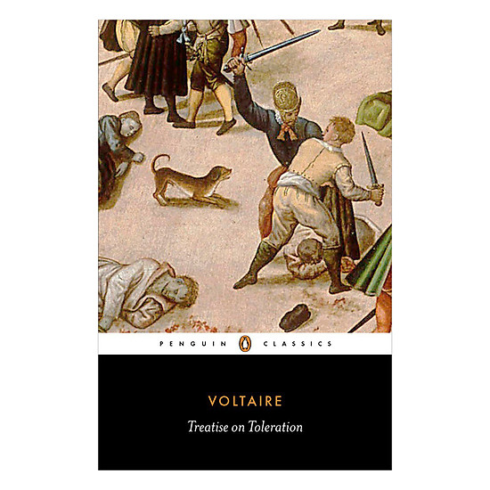 [Download sách] Treatise On Toleration (Penguin Classics)